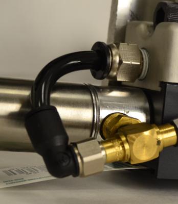 Exhaust Valve Tubing