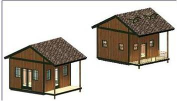 Complete Step by Step Playhouse Plan