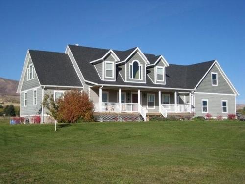 The Cape Cod Executive Home Design