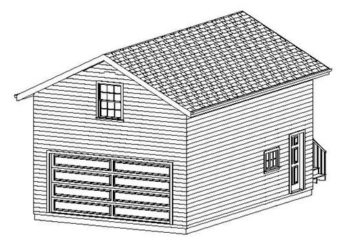 Affordable Custom Garage Design