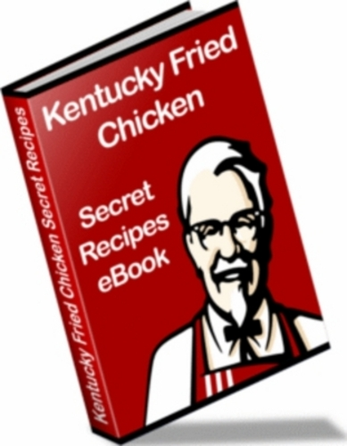 KFC Cook Book