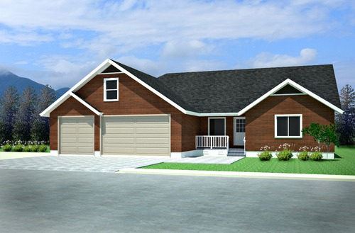 H103 Custom home Design in both PDF and DWG File