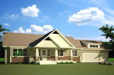 #255 Malmstrom Country Exec House Plans