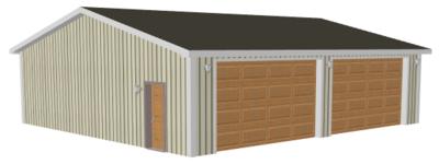 #g553 36 x 40 x 10 pole barn