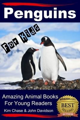 Penguins For Kids - Free Book