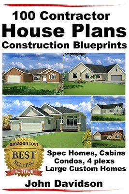 100 Contractor House Plans - Free Book