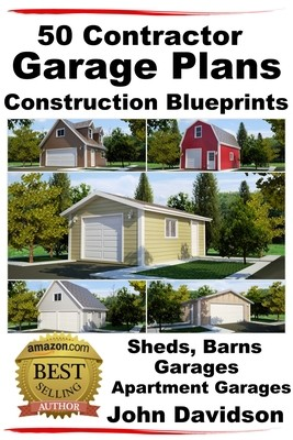 50 Contractor Garage Plans - Free Book