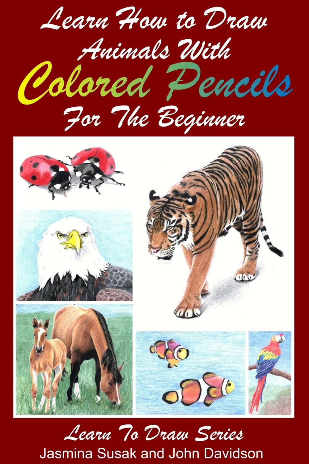 Learn How to Draw Animals - Free Book