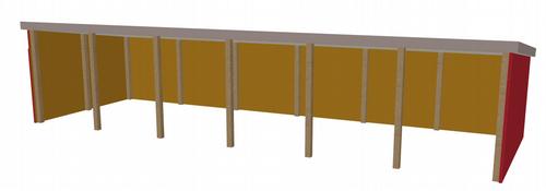 G475 Pole Barn 16 x 48 Animal Shelter PDF