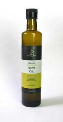 Organic Extra Virgin Olive Oil  - Gluten free