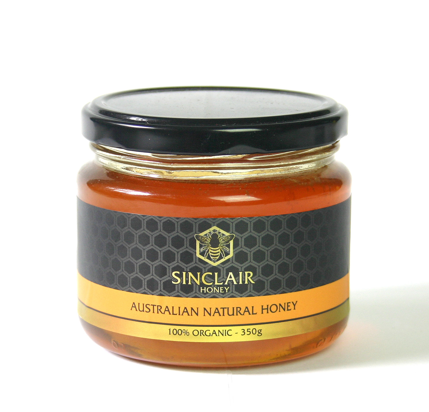 Australian Natural Honey 100% Organic
