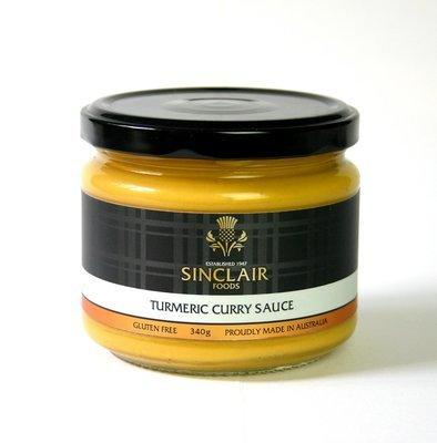 Turmeric Curry Sauce - Gluten Free