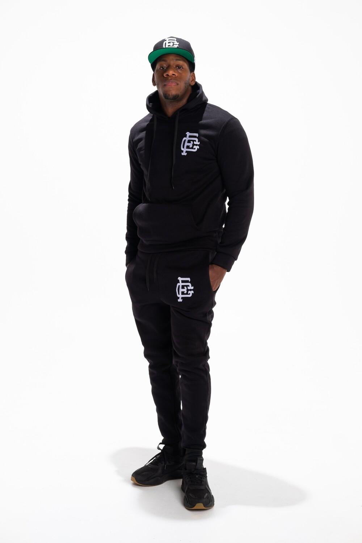 Black Emblem Sweatsuit