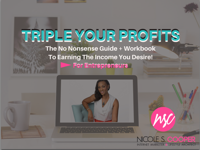 Triple Your Profits Workbook & Guide