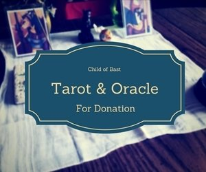 Tarot & Oracle for Donation