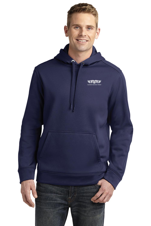 Sport-Tek® Repel Fleece Hooded Pullover