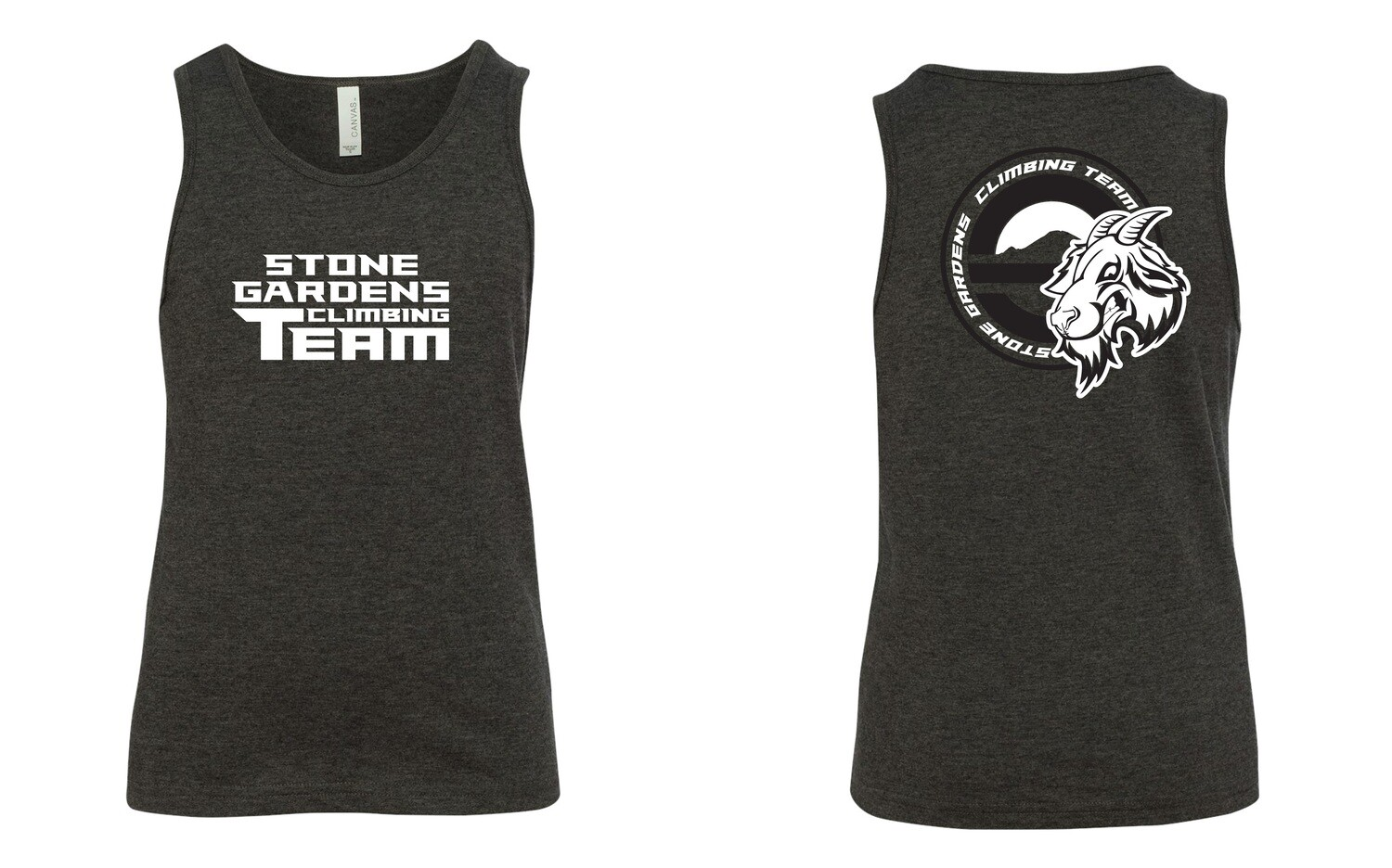 3480Y Youth JERSEY TANK