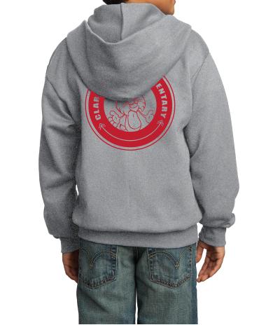 Youth Zip-up Hoodie