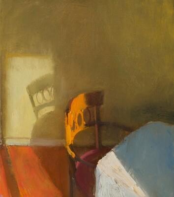 Chair, Table, Sun