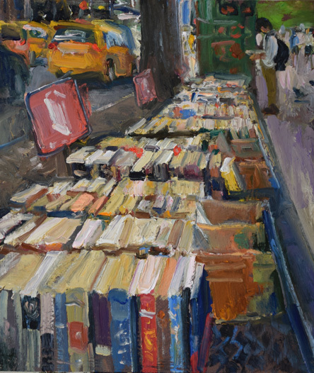 Books for Sale, NYC