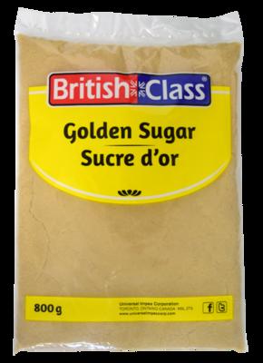 British Class Golden Sugar - 800g