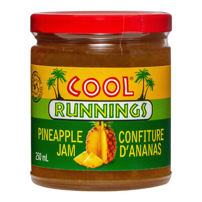 Cool Runnings Pineapple Jam - 250ml