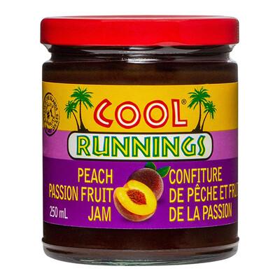 Cool Runnings Peach Passion Fruit Jam - 250ml