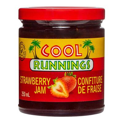 Cool Runnings Strawberry Jam - 250ml