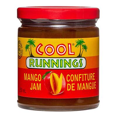 Cool Runnings Mango Jam - 250ml