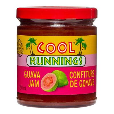 Cool Runnings Guava Jam - 250ml