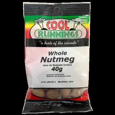 Whole Nutmeg - 40g