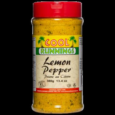 Cool Runnings Lemon Pepper - 380g