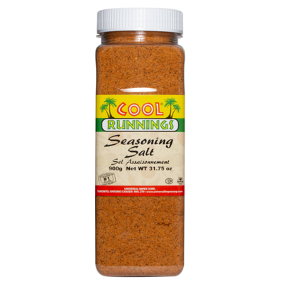 Cool Runnings Seasoning Salt - 900g