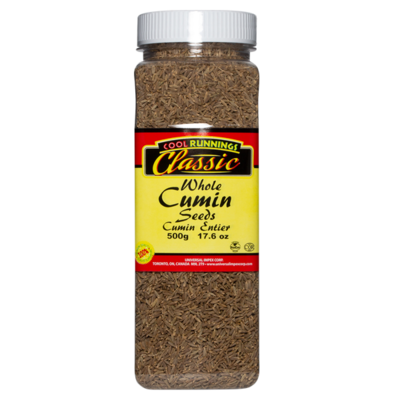Cool Runnings Cumin Seeds - 500g