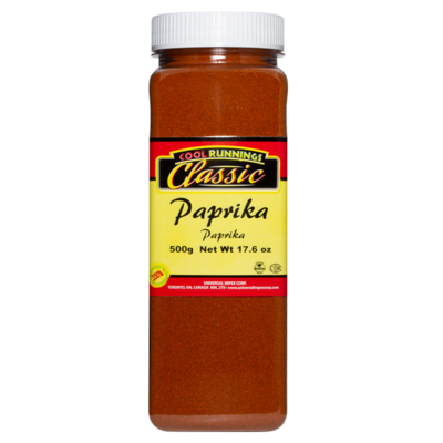 Cool Runnings Paprika - 500g