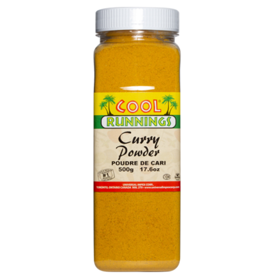 Cool Runnings Curry Powder - 500g