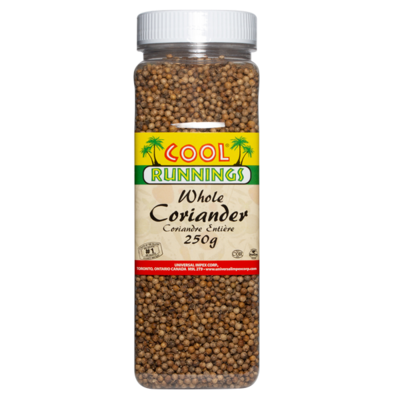 Cool Runnings Whole Coriander - 250g