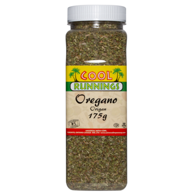 Cool Runnings Oregano - 175g