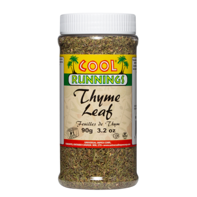 Cool Runnings Thyme Leaf - 90g