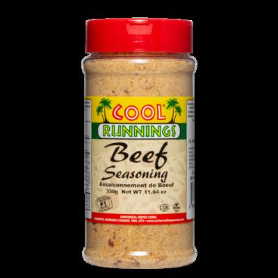 Cool Runnings Beef Seasoning - 330g
