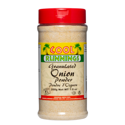 Cool Runnings Granulated Onion Powder - 200g