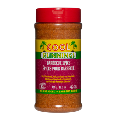 Cool Runnings Barbecue Spice - 350g