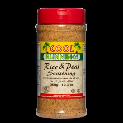Cool Runnings Rice & Peas Seasoning - 350g