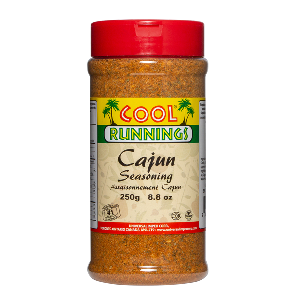 Cool Runnings Cajun Seasoning - 250g