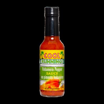 Cool Runnings Habanero Pepper Sauce - 148ml