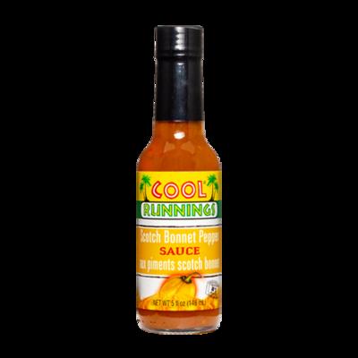Cool Runnings Scotch Bonnet Pepper Sauce - 148ml