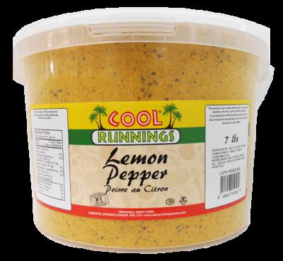 Cool Runnings - Lemon Pepper - 7 lbs.