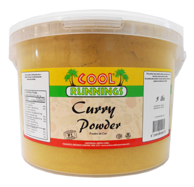 Cool Runnings - Curry Powder - 5 lbs.