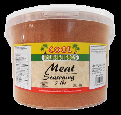 Cool Runnings - Meat Seasoning - 7 lbs.