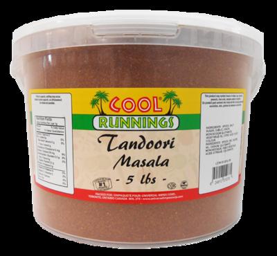 Cool Runnings - Tandoori Masala - 5 lbs.